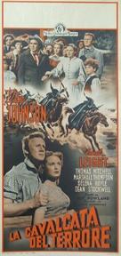 The Romance of Rosy Ridge - Italian Movie Poster (xs thumbnail)