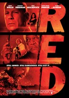 RED - Danish Movie Poster (xs thumbnail)