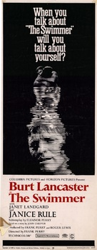 The Swimmer - Movie Poster (xs thumbnail)