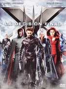 X-Men: The Last Stand - Spanish Movie Cover (xs thumbnail)