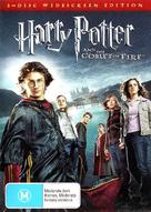 Harry Potter and the Goblet of Fire - Australian Movie Cover (xs thumbnail)
