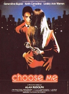Choose Me - French Movie Poster (xs thumbnail)