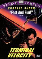 Terminal Velocity - DVD movie cover (xs thumbnail)