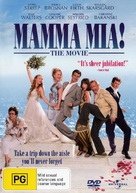 Mamma Mia! - Australian Movie Cover (xs thumbnail)
