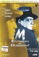 M - Spanish DVD movie cover (xs thumbnail)