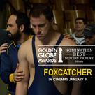 Foxcatcher - British Movie Poster (xs thumbnail)
