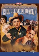 Ride Clear of Diablo - DVD cover (xs thumbnail)