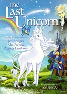 The Last Unicorn - DVD cover (xs thumbnail)