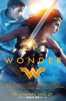 Wonder Woman - Bahraini Movie Poster (xs thumbnail)