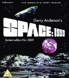 """Space: 1999"" - British Blu-Ray movie cover (xs thumbnail)"