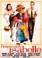 La nonna Sabella - French Movie Poster (xs thumbnail)