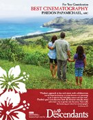 The Descendants - For your consideration poster (xs thumbnail)