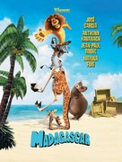 Madagascar - French poster (xs thumbnail)