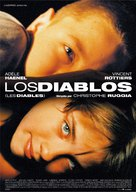 Diables, Les - Spanish Movie Poster (xs thumbnail)