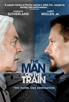 Man on the Train - DVD cover (xs thumbnail)