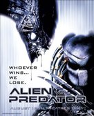 AVP: Alien Vs. Predator - Thai Movie Poster (xs thumbnail)