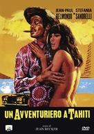 Tendre voyou - Italian DVD cover (xs thumbnail)