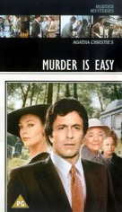 Murder Is Easy - British Movie Cover (xs thumbnail)