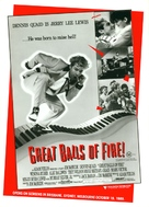 Great Balls Of Fire - Australian Movie Poster (xs thumbnail)