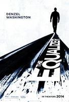 The Equalizer - Teaser movie poster (xs thumbnail)