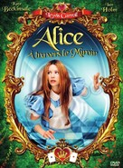 Alice Through the Looking Glass - French DVD movie cover (xs thumbnail)
