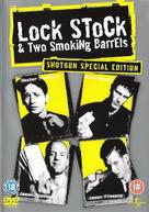 Lock Stock And Two Smoking Barrels - British Movie Cover (xs thumbnail)