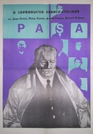 Le pacha - Romanian Movie Poster (xs thumbnail)
