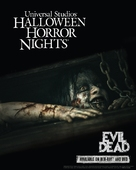 Evil Dead - Video release movie poster (xs thumbnail)
