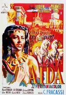 Aida - Italian Movie Poster (xs thumbnail)