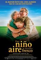 Der Junge muss an die frische Luft - Spanish Movie Poster (xs thumbnail)