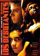 Los debutantes - DVD cover (xs thumbnail)