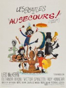 Help! - French Movie Poster (xs thumbnail)