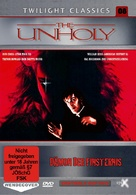The Unholy - German DVD cover (xs thumbnail)