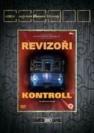 Kontroll - Czech DVD cover (xs thumbnail)