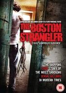 Boston Strangler: The Untold Story - British DVD cover (xs thumbnail)