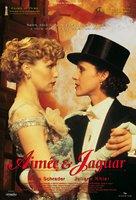 Aimée & Jaguar - Brazilian Movie Poster (xs thumbnail)