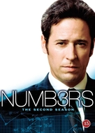 """Numb3rs"" - British DVD movie cover (xs thumbnail)"