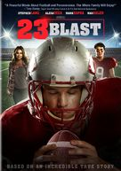 23 Blast - DVD movie cover (xs thumbnail)
