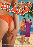 Plajda - Turkish poster (xs thumbnail)
