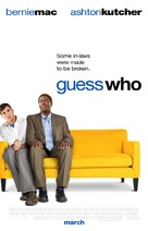 Guess Who - Movie Poster (xs thumbnail)