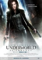 Underworld: Awakening - Hungarian Movie Poster (xs thumbnail)