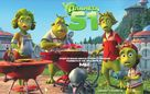 Planet 51 - Russian Movie Poster (xs thumbnail)