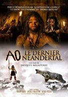 Ao, le dernier Néandertal - French Movie Cover (xs thumbnail)