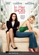 In Her Shoes - Italian Movie Poster (xs thumbnail)