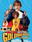 Austin Powers in Goldmember - Norwegian Movie Poster (xs thumbnail)