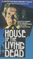 House of the Living Dead - VHS cover (xs thumbnail)