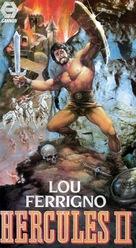 Avventure dell'incredibile Ercole, Le - Dutch Movie Cover (xs thumbnail)