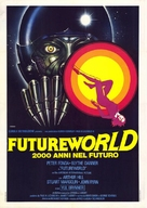 Futureworld - Italian Movie Poster (xs thumbnail)