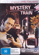 Mystery Train - Australian DVD cover (xs thumbnail)