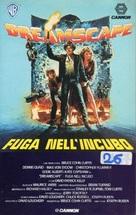 Dreamscape - Italian Movie Cover (xs thumbnail)